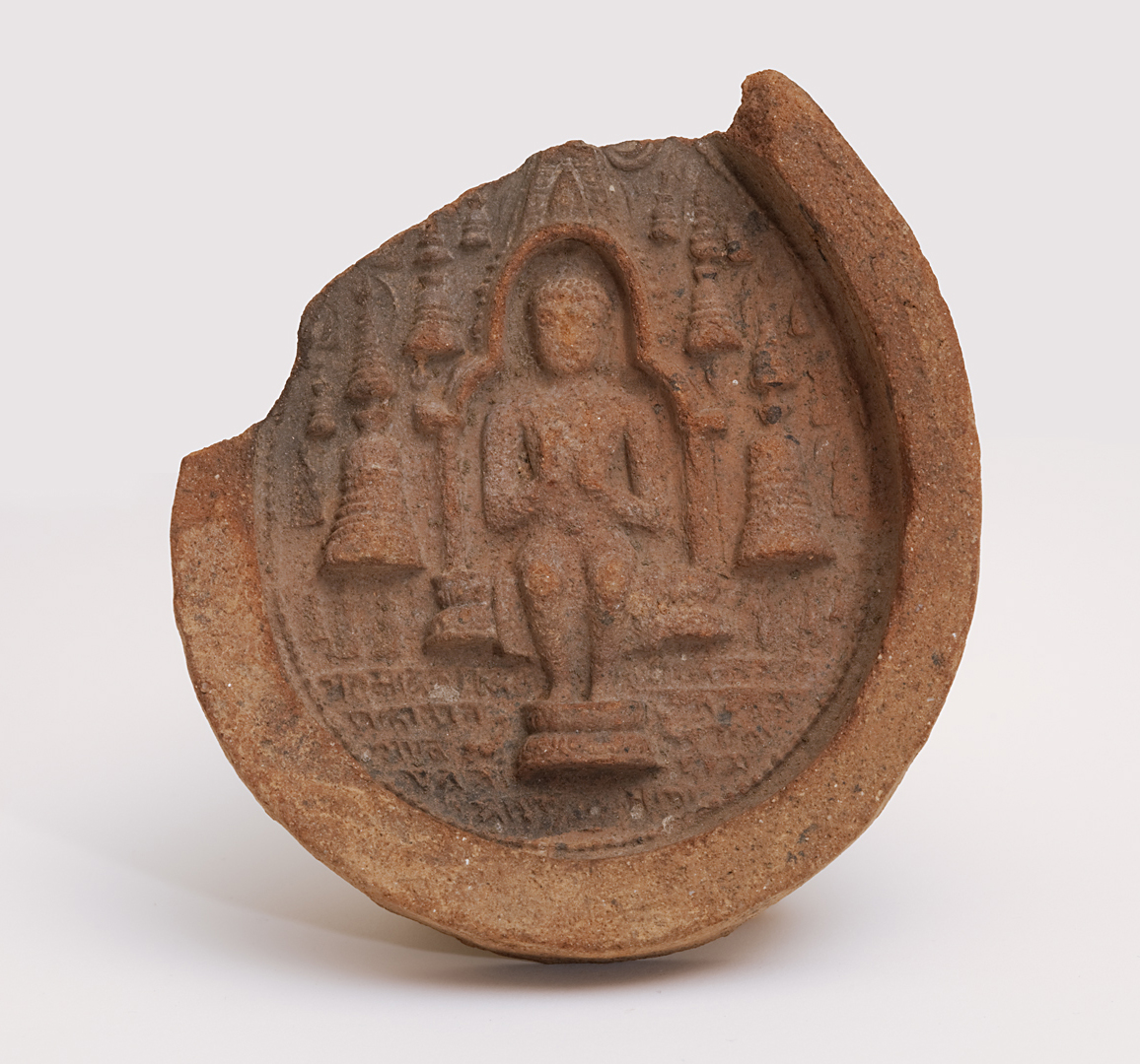 votive tablet (tsa-tsa)