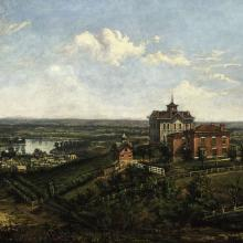 <a href='http://collection.spencerart.ku.edu/eMuseumPlus?service=ExternalInterface&module=collection&objectId=10527&viewType=detailView' target='_blank'><i>View of Old North College</i> by James Hess</a>