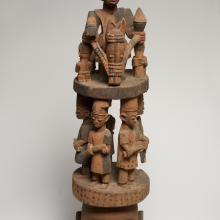 <a href='http://collection.spencerart.ku.edu/eMuseumPlus?service=ExternalInterface&module=collection&objectId=31432&viewType=detailView' target='_blank'><i>epa mask</i> by Ekiti or Igbomina peoples</a>