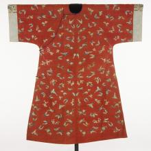 <a href='http://collection.spencerart.ku.edu/eMuseumPlus?service=ExternalInterface&module=collection&objectId=1109&viewType=detailView' target='_blank'><i>wedding robe with butterflies</i> by China</a>