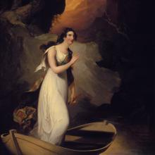 "<a href='http://collection.spencerart.ku.edu/eMuseumPlus?service=ExternalInterface&module=collection&objectId=9406&viewType=detailView' target='_blank'><i>Miss C. Parsons as ""The Lady of the Lake""</i> by Thomas Sully</a>"