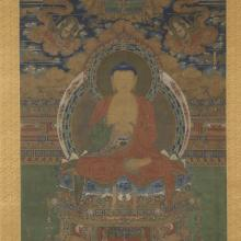 <a href='http://collection.spencerart.ku.edu/eMuseumPlus?service=ExternalInterface&module=collection&objectId=18761&viewType=detailView' target='_blank'><i>Vairocana</i> by China</a>