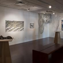 "2016 Student Juried Show ""Displacement"""