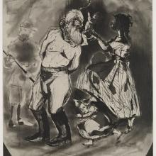 <a href='http://collection.spencerart.ku.edu/eMuseumPlus?service=ExternalInterface&module=collection&objectId=18906&viewType=detailView' target='_blank'><i>untitled</i> (<i>John Brown</i>) by Kara Walker</a>